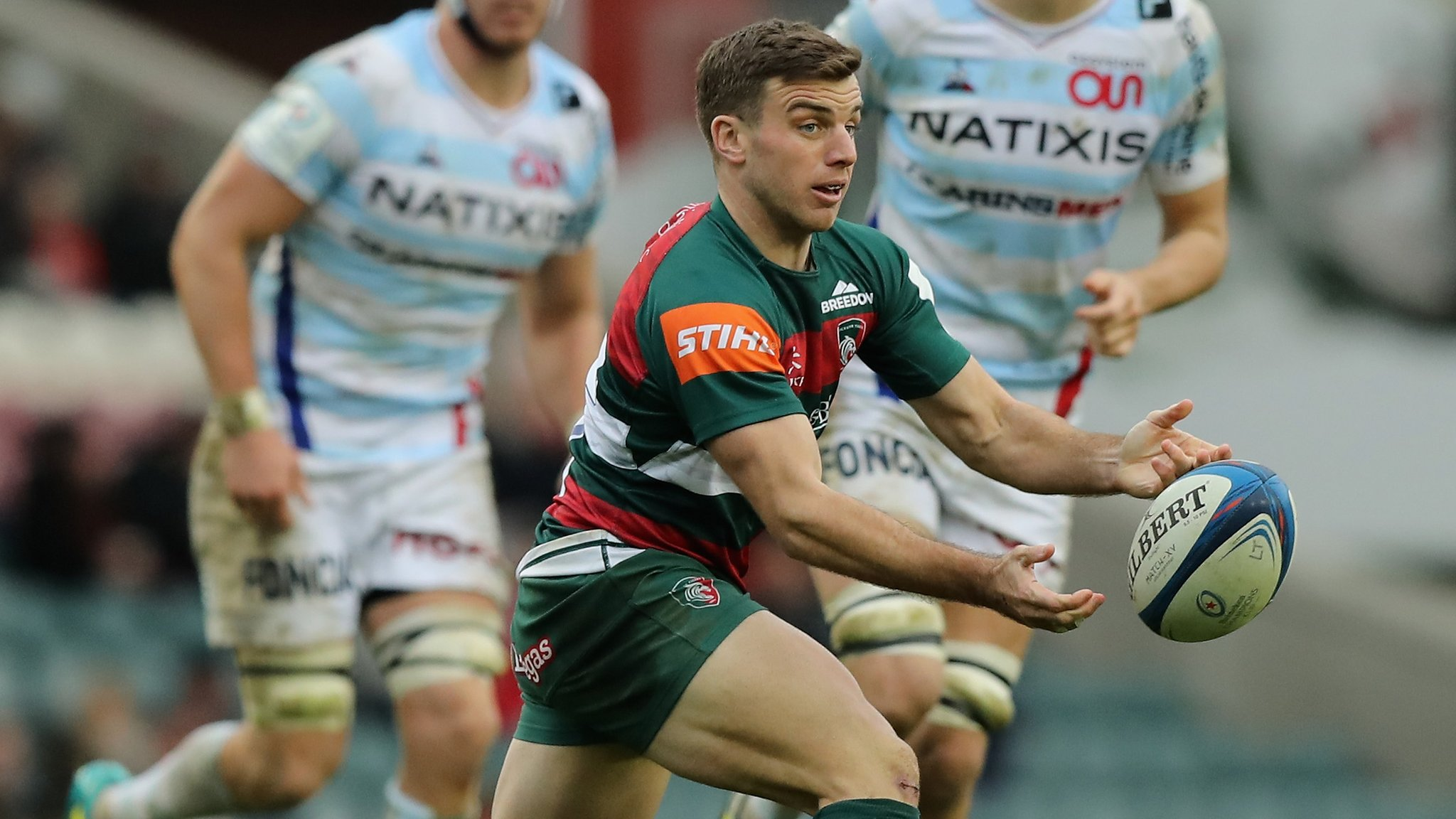 Leicester Tigers: George Ford says side are 'inconsistent with emotion'