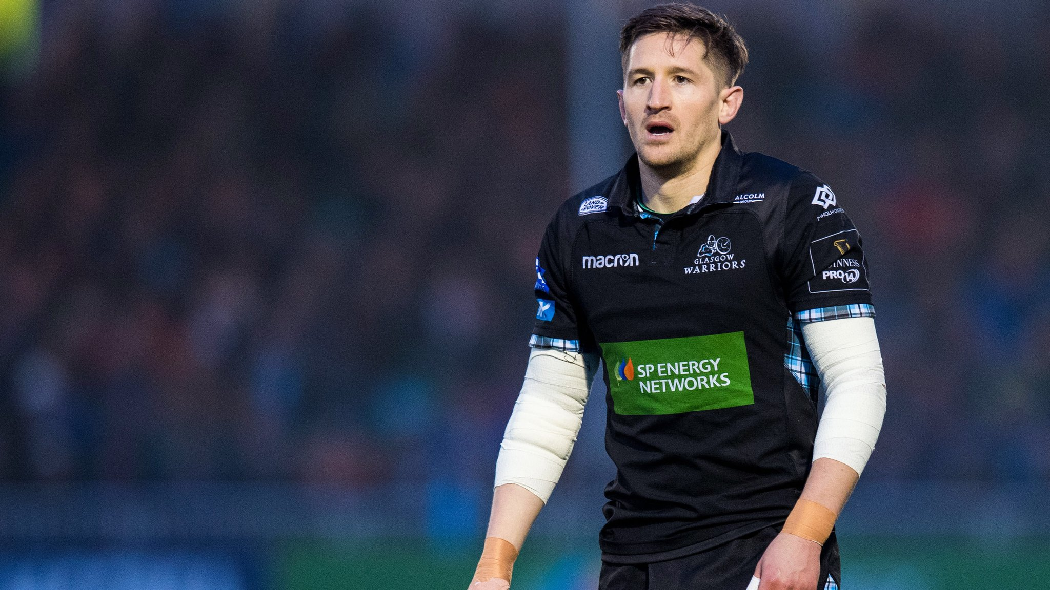 Edinburgh sign Scotland scrum-half Pyrgos from Glasgow