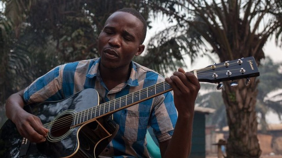 Central African Republic: 'Why a grenade couldn't stop our music'