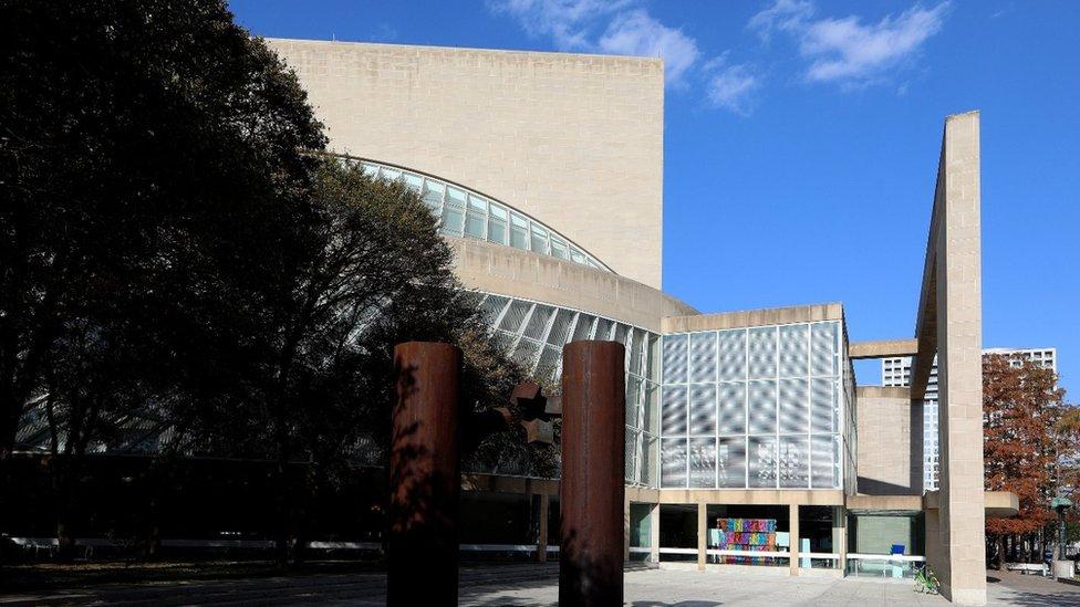 Morton H. Meyerson Symphony Center in Dallas