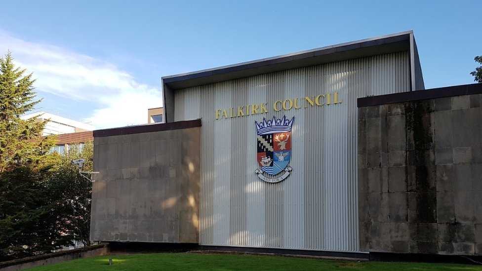 Falkirk councillors charged over planning concerns