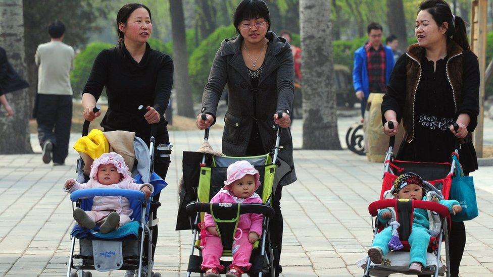 中國的計劃生育政策已實行近半個世紀。