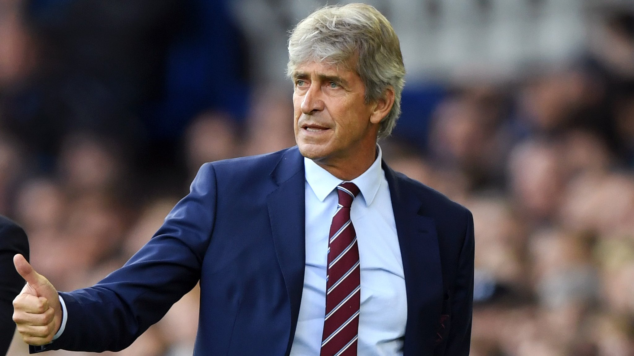 Everton 1-3 West Ham: Hammers win best birthday gift - Manuel Pellegrini