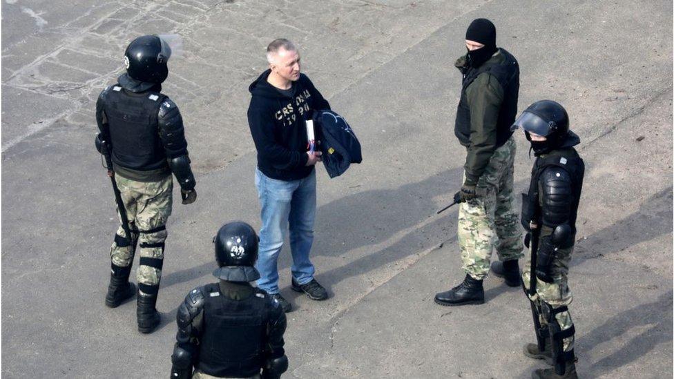 Minsk miliciя