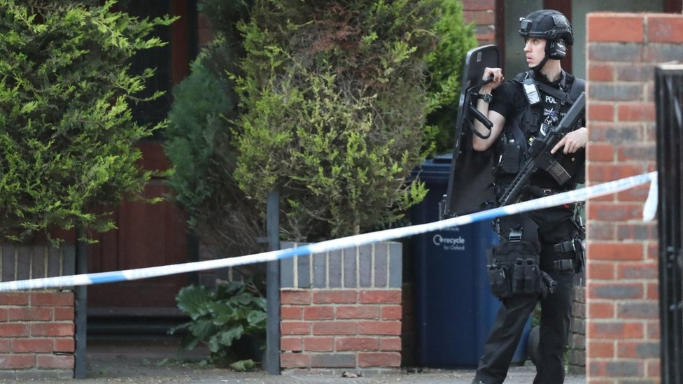 Oxford armed stand-off accused Duncan Shearman pleads guilty