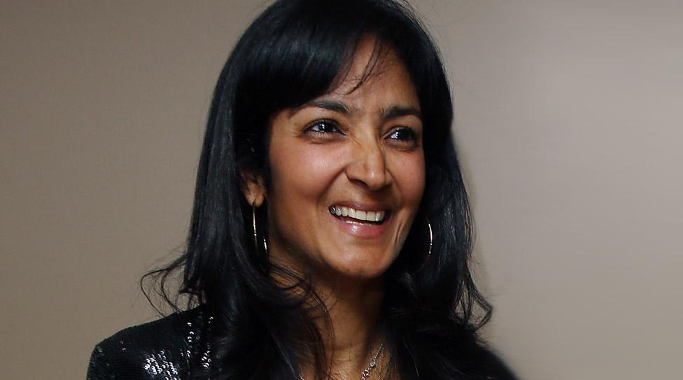 Producer Nisha Parti