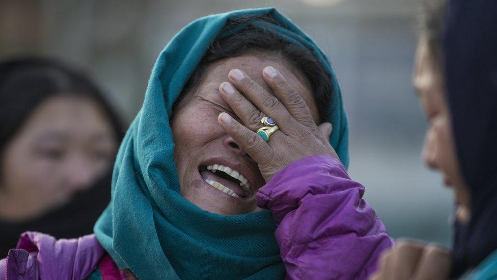 porodice poginulih planinara