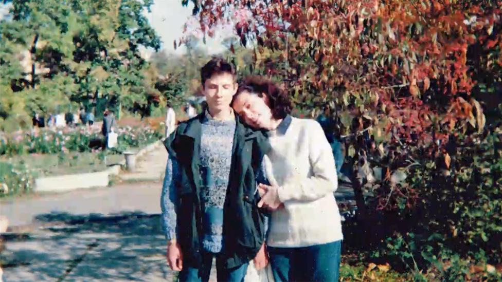 Wes and Elena in Vladivostok