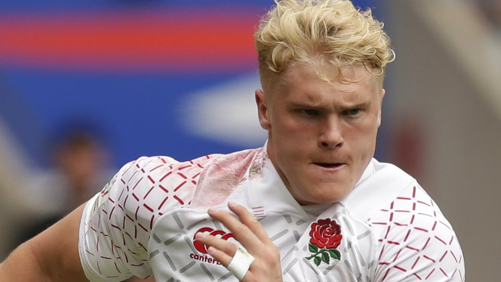 Moscow Sevens: England finish third after beating Germany