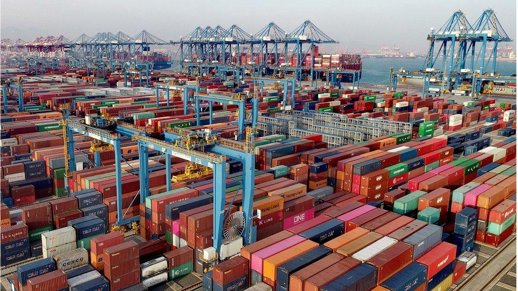 中國出口低開高走,年末持續維持在高增長區間,使全年出口同比增長3.6%,外貿規模再創歷史新高。