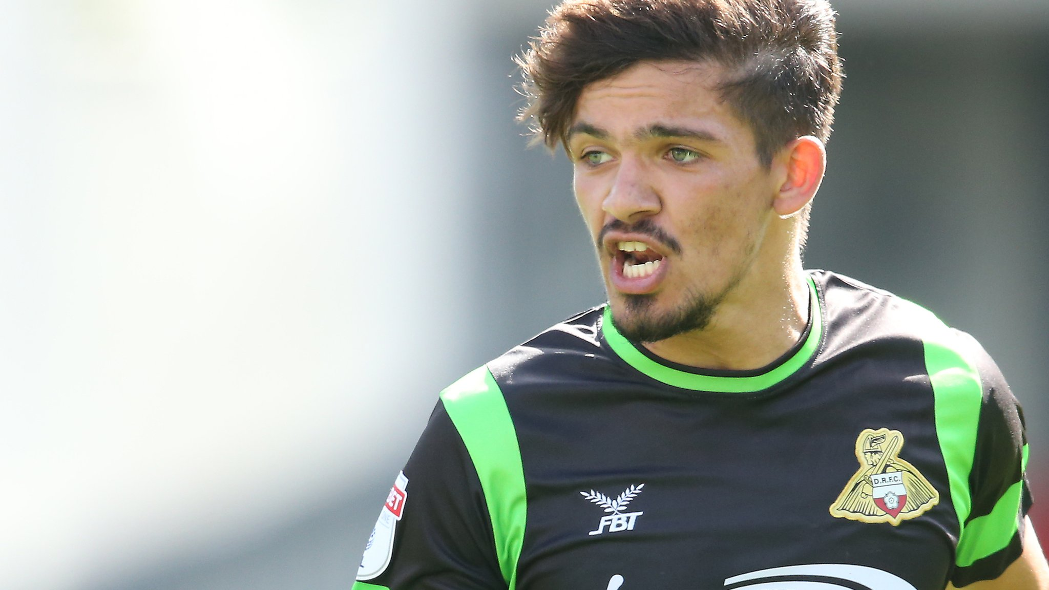 Niall Mason: Doncaster Rovers sack defender after sexual assault