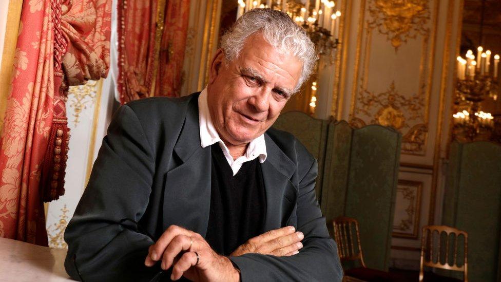 Olivier Duhamel pada 2019
