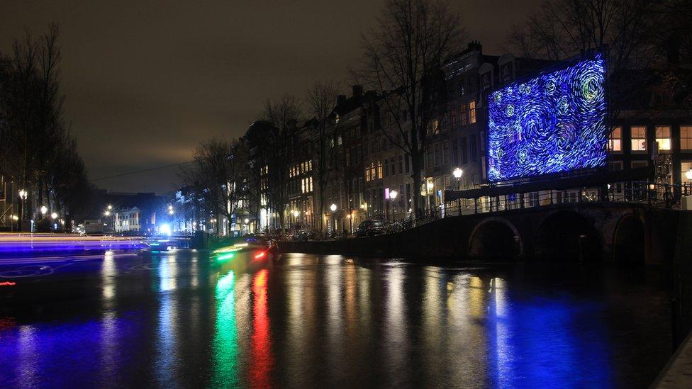 Amsterdam, decembar 2018.