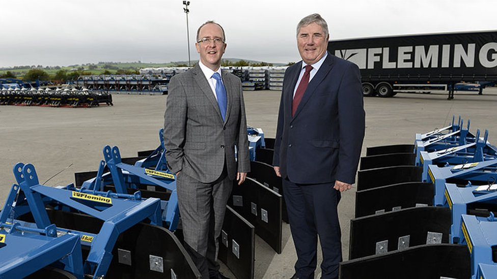 Brexit 'another hurdle' for expanding Londonderry firm