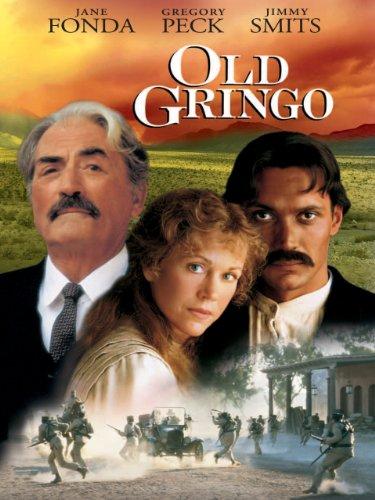 """Cartel promocional de """"Gringo viejo"""""""