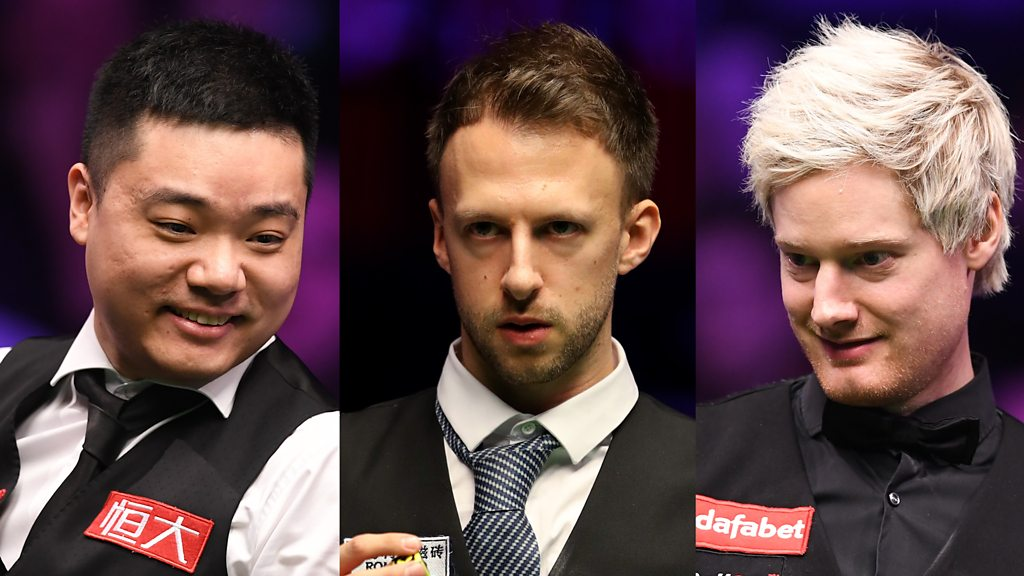 Masters Snooker 2019: Watch the best shots from the tournament