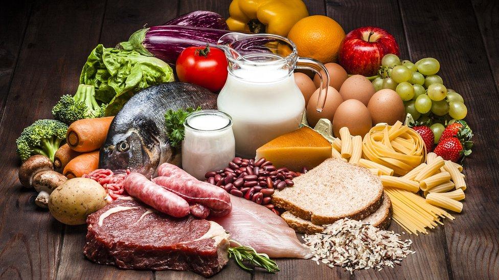 Alimentos ricos en aminoácidos