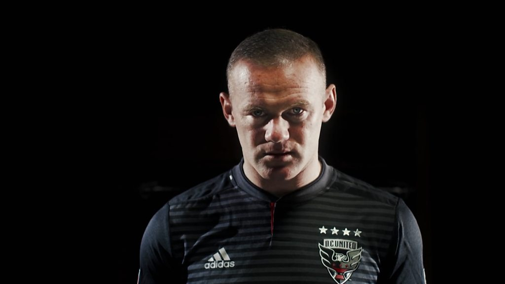 Wayne Rooney on England, leaving the Premier League, and life in the US