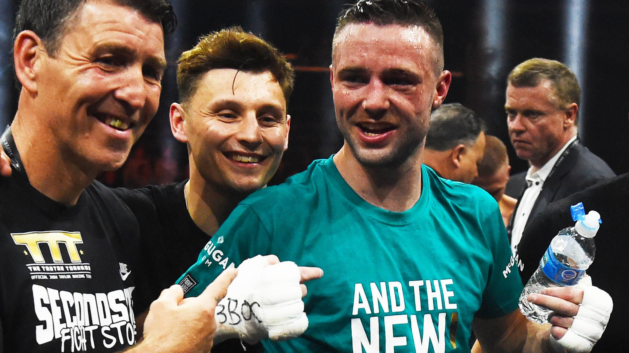 Josh Taylor 'not surprised I'm world champion' after beating holder Ivan Baranchyk