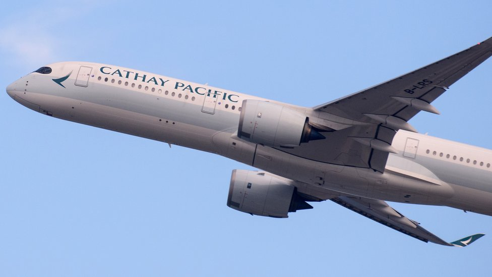 Avion Katej Pasifik