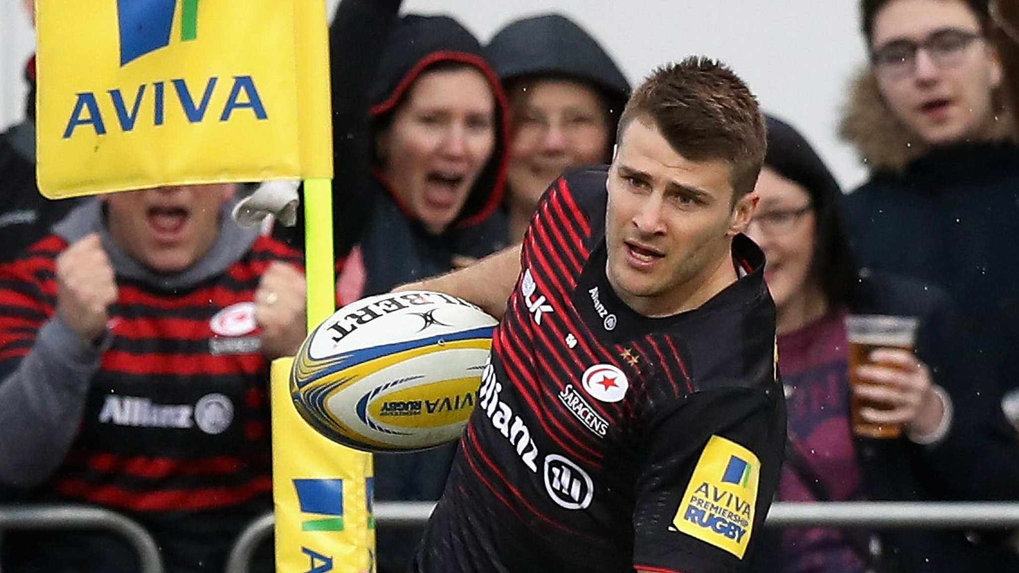 Richard Wigglesworth plays down chance of Premiership record with Saracens