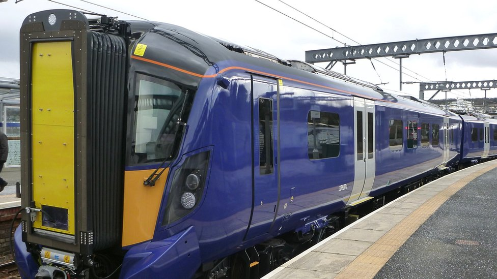 Man sought after indecent incident on Paisley train