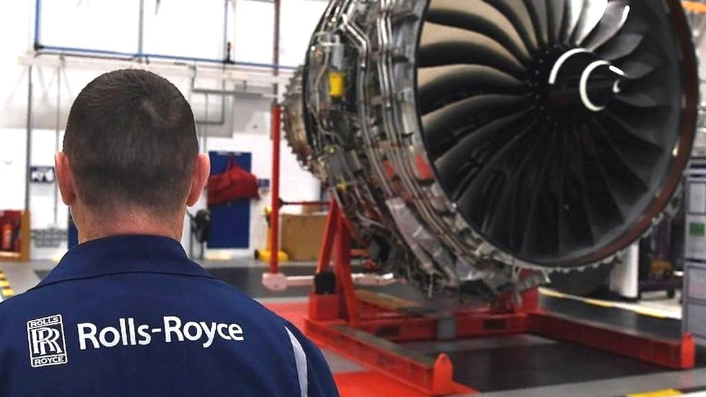 Rolls-Royce announces 4,600 job cuts