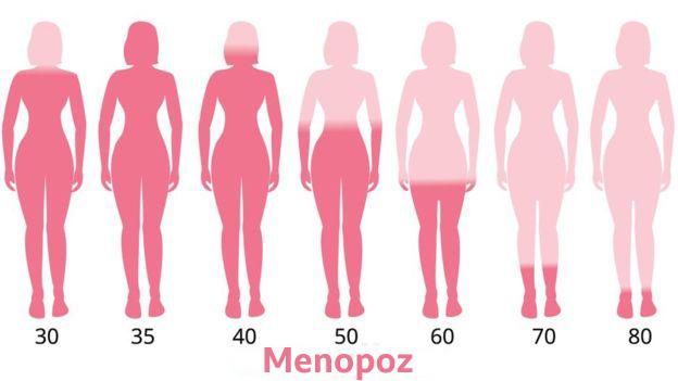 kadın yaşları