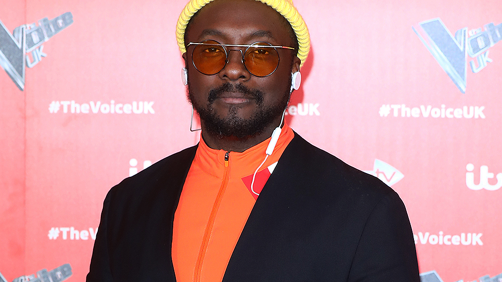 BBC News - Will.i.am: The Voice won't make you a star, Instagram will