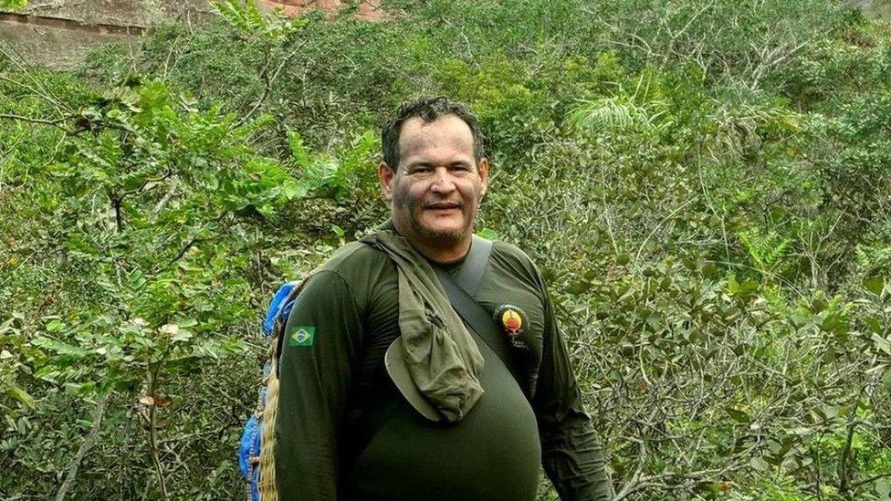 Rieli Franciscato, Brezilya'nın yerli haklarına ilişkin önde gelen uzmanları arasındaydı.