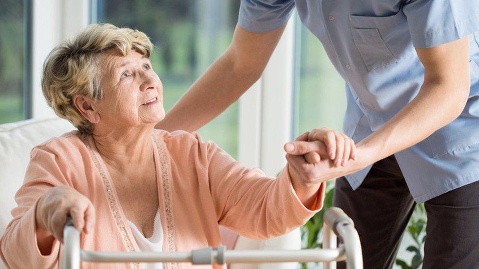 Nursing homes 'closing each week'