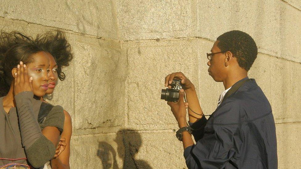 Modno snimanje na Bruklinskom mostu