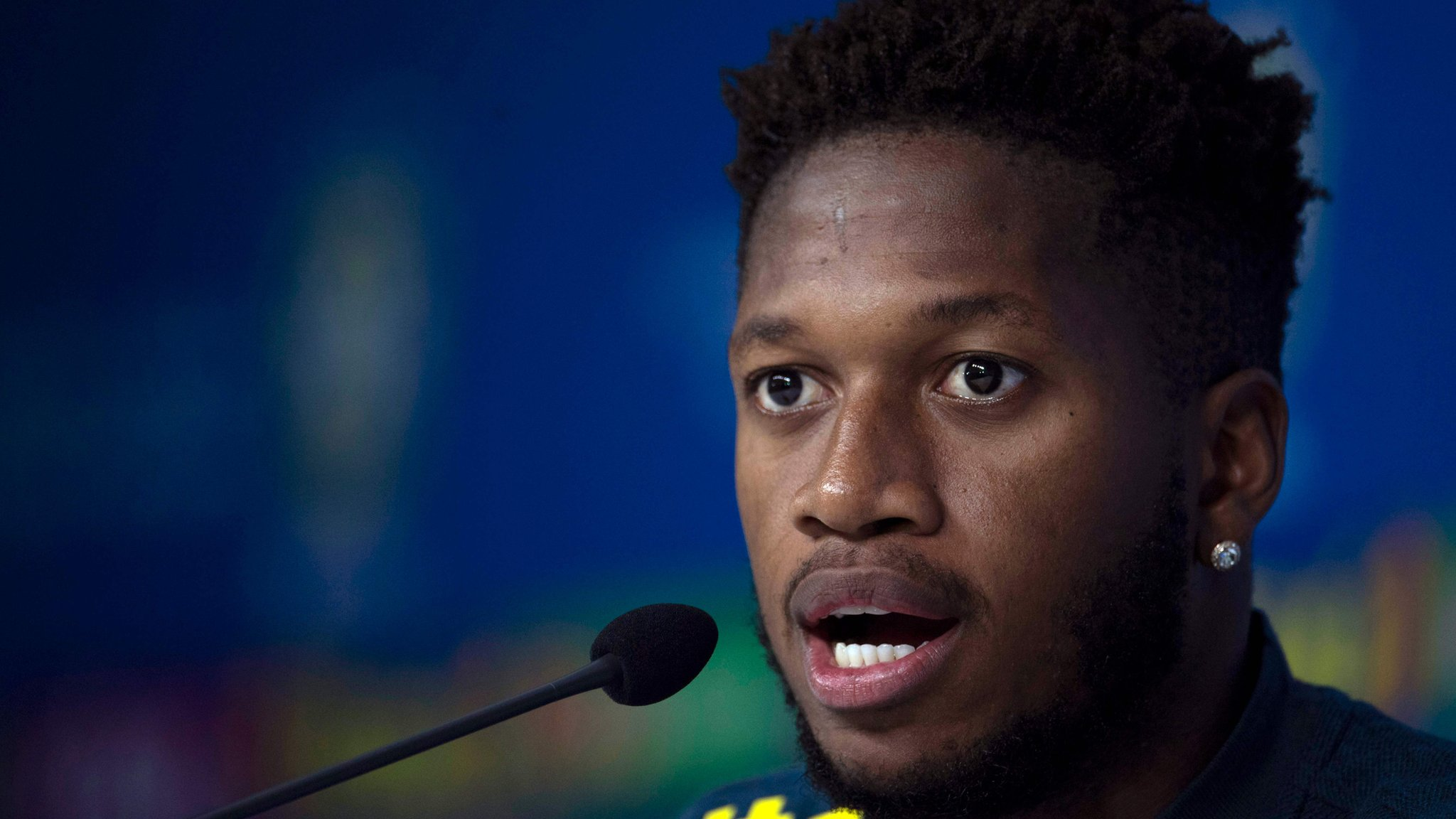 Both Manchester clubs interested in me, says Brazil star Fred