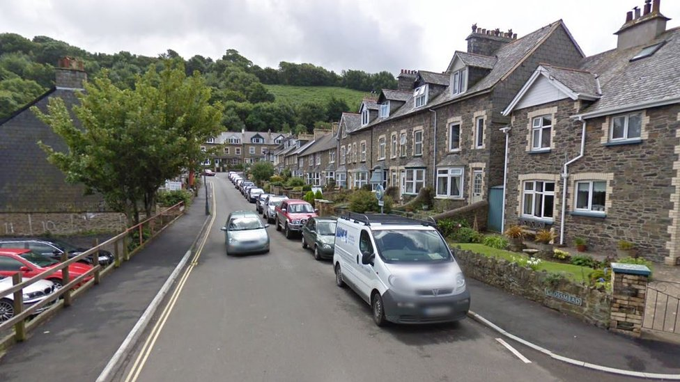 Girl, 2, injured after being hit by car in Lynton