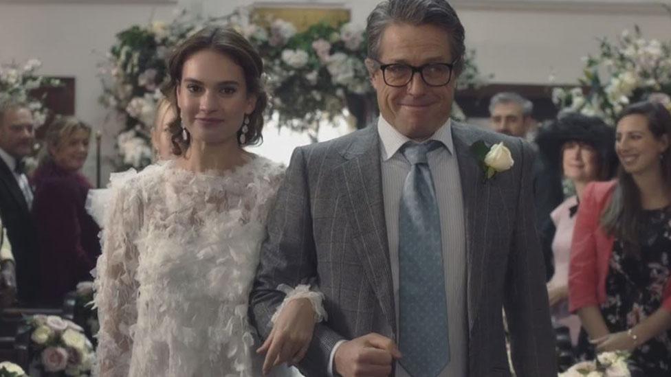 Comic Relief: Bodyguard and Four Weddings reunion help raise £63m