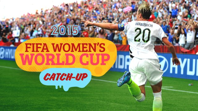 Women's World Cup Catch-Up: Wambach the hero & Cameroon qualify