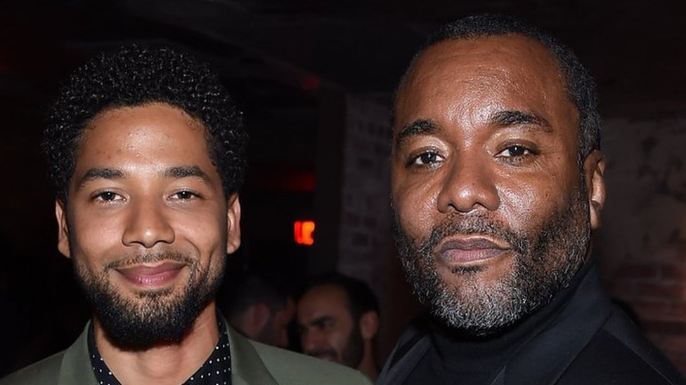 Jussie Smollett: Empire's Lee Daniels describes 'pain and anger'