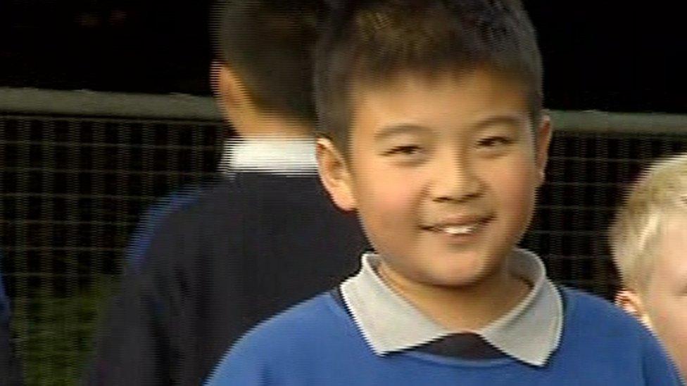 Harris intervenes in Eric Zhi Ying Xue deportation case