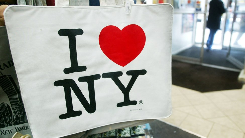 'I ♥ NY' logo