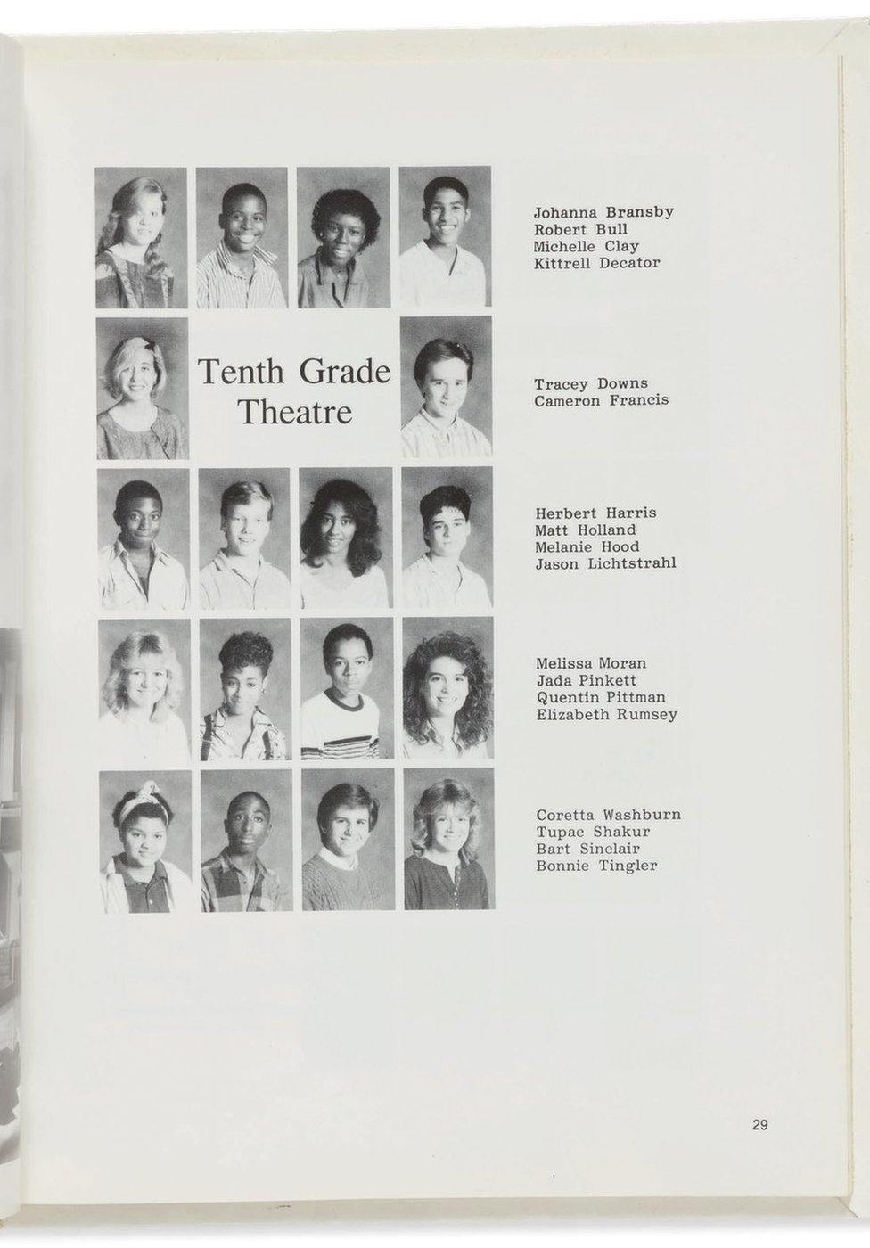 Kathy Loy yearbook