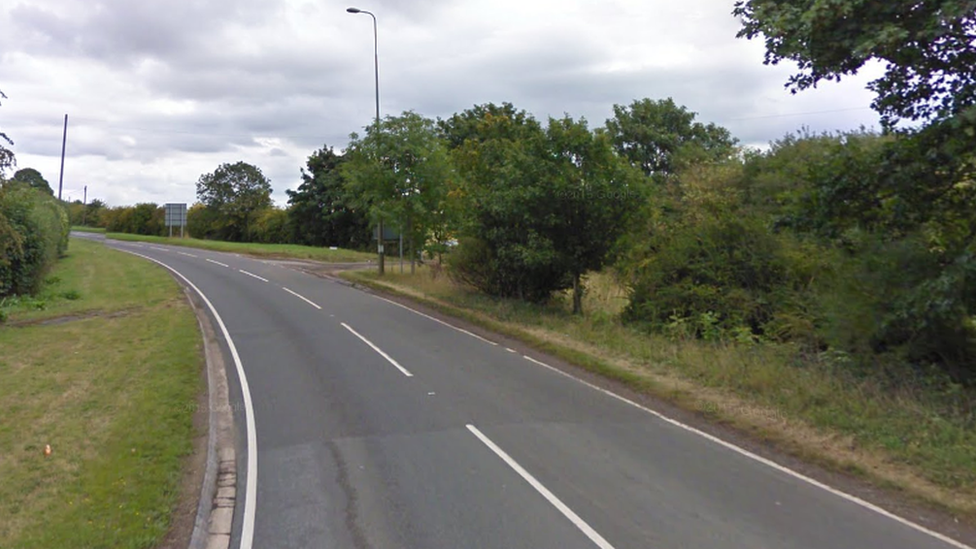 Motorcyclist dies in collision with bus in Bladon