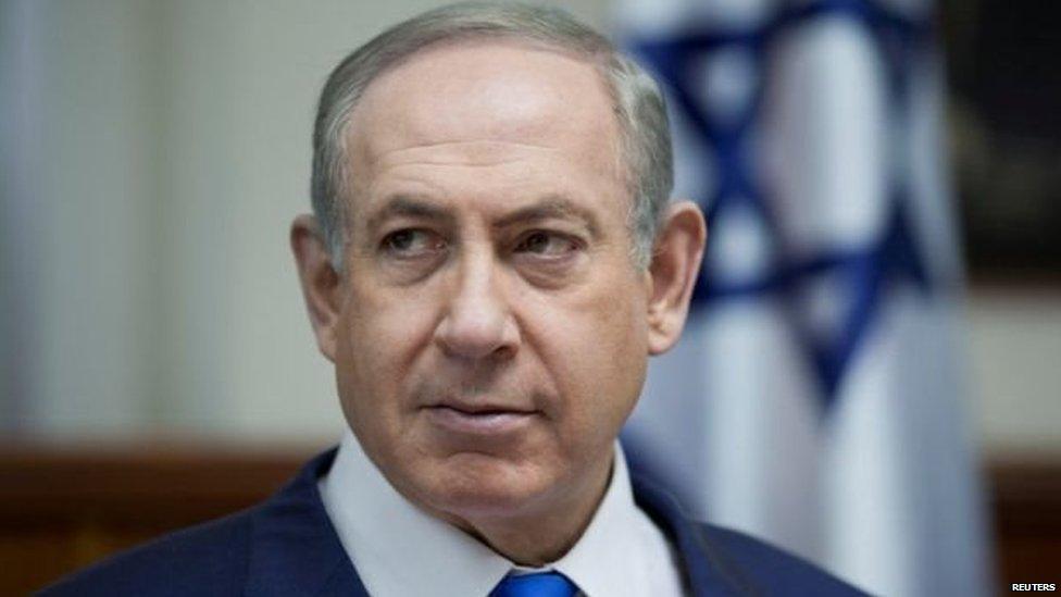 भ्रष्टाचार के आरोपों पर बोले इसराइली पीएम नेतन्याहू, 'विरोधियों का दुष्प्रचार'
