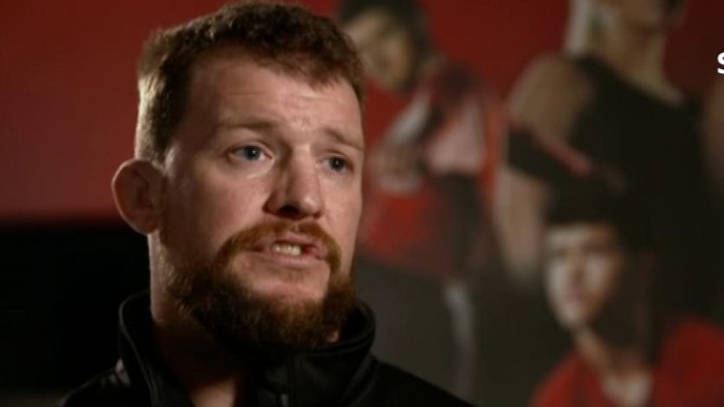 Ex-Wales back-row forward Rhys Oakley reflects on cancer battle