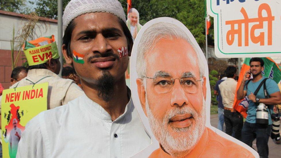 मोदी की जीत पर आशावान पाकिस्तानः उर्दू प्रेस रिव्यू