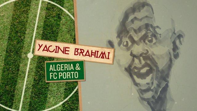 Yacine Brahimi