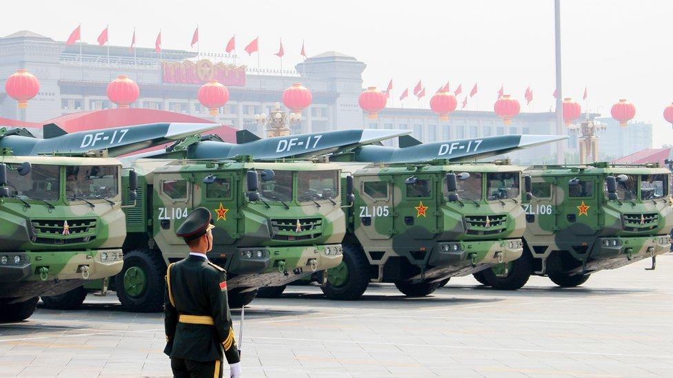 Испытания китайской гиперзвуковой ракеты: в США встревожены, Кремль равнодушен