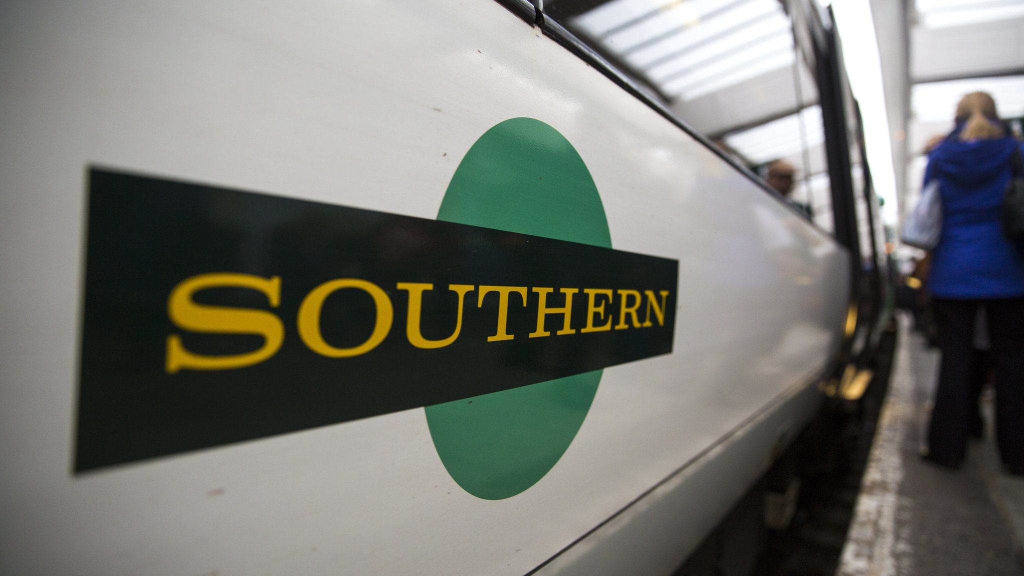 Govia Thameslink boss in first class row