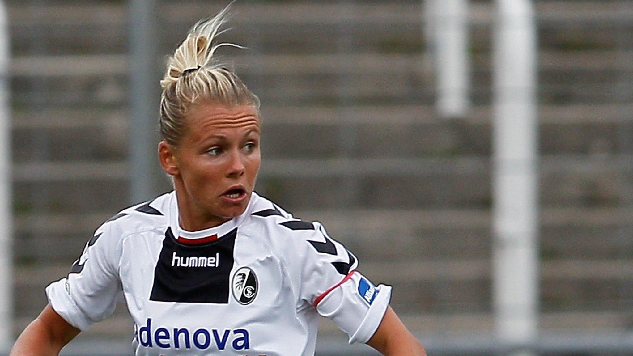 Julia Simic: West Ham United sign Germany midfielder and drop 'Ladies' name