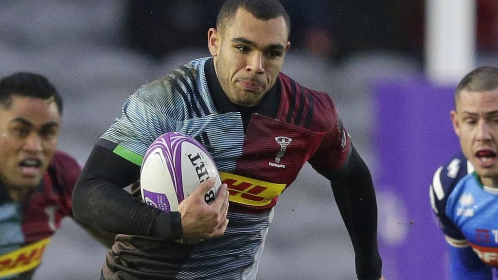 Harlequins back on top of pool after win over Benetton