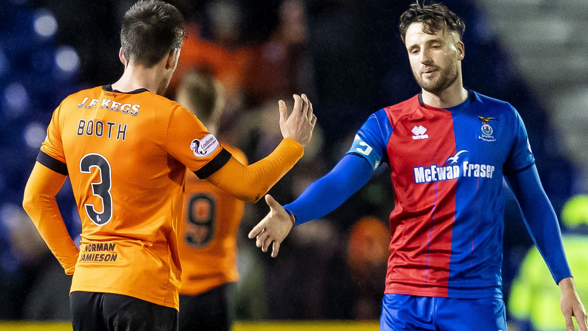 Inverness CT 1-1 Dundee United